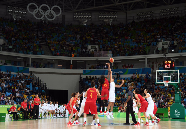Rio Olympic Games 2016 - Day Fifteen