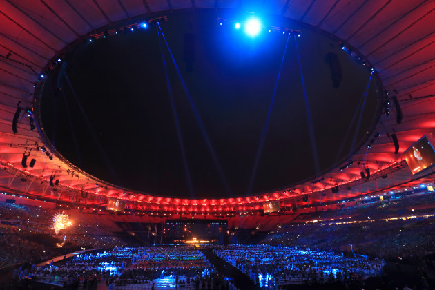 2016 Rio Paralympic Games - Closing Ceremony
