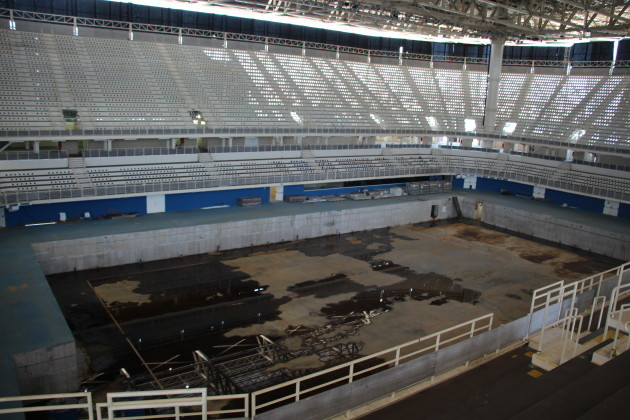 Olympic Sports Arenas
