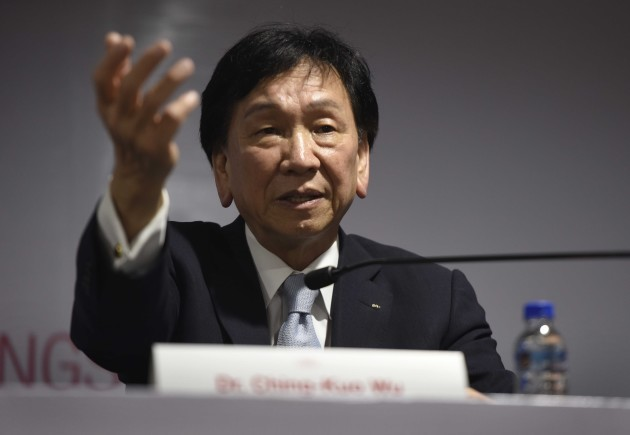 India: AIBA President Dr Ching Kuo-Wu Addresses A Press Conference