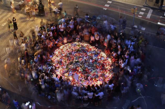 Spain Attacks