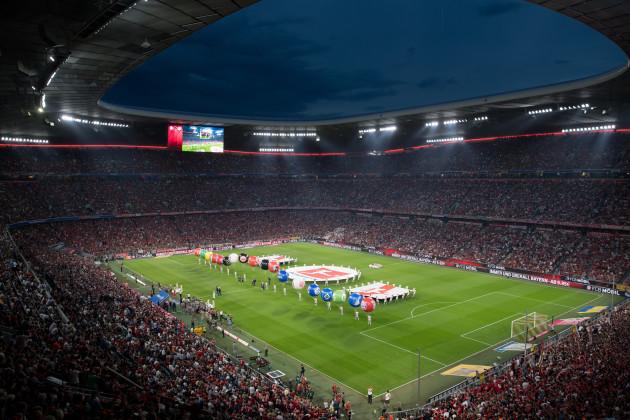 Bayern Muenchen vs Bayer Leverkusen