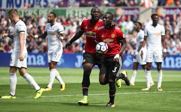 Swansea City v Manchester United - Premier League - Liberty Stadium