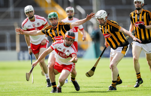 Tommy Walsh and Eamon McGill
