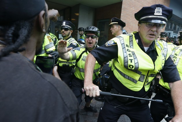 Race Rallies Boston