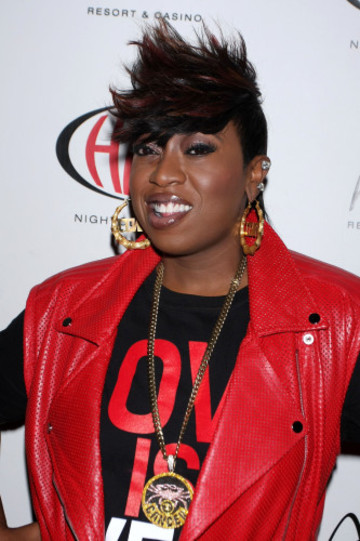 Missy Elliott hosts Haze Nightclub - Las Vegas