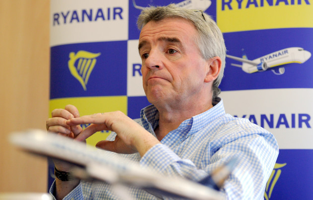 Ryanair - Press Conference