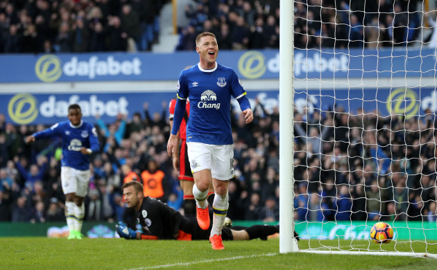 Everton v AFC Bournemouth - Premier League - Goodison Park