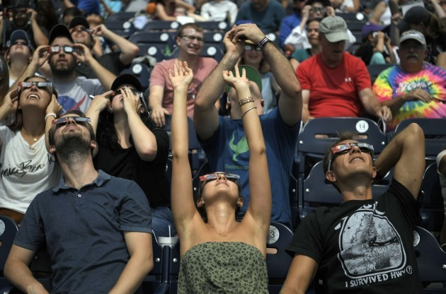 News: 2017 American Solar Eclipse