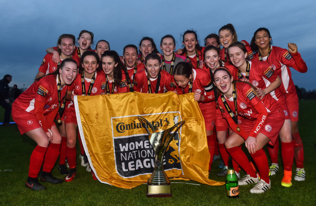 Peamount United v Shelbourne FC - Continental Tyres Women's National League