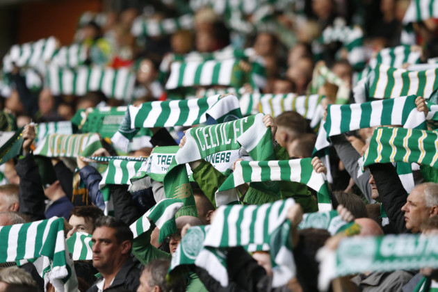 Celtic v FC Astana - UEFA Champions League Play-Off - First Leg - Celtic Park