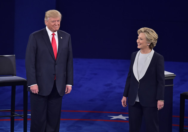 2nd Presidential Debate - St. Louis
