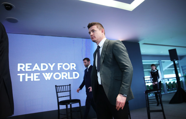 Official Launch of Ireland's Bid for the 2023 Rugby World Cup