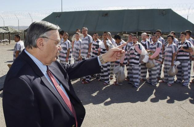 Arizona Sheriff Pardon