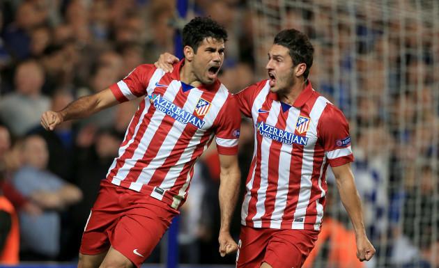 Soccer - UEFA Champions League - Semi Final - Second Leg - Chelsea v Atletico Madrid - Stamford Bridge