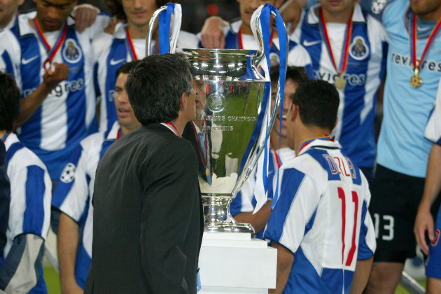 Soccer - UEFA Champions League - Final - Monaco v FC Porto