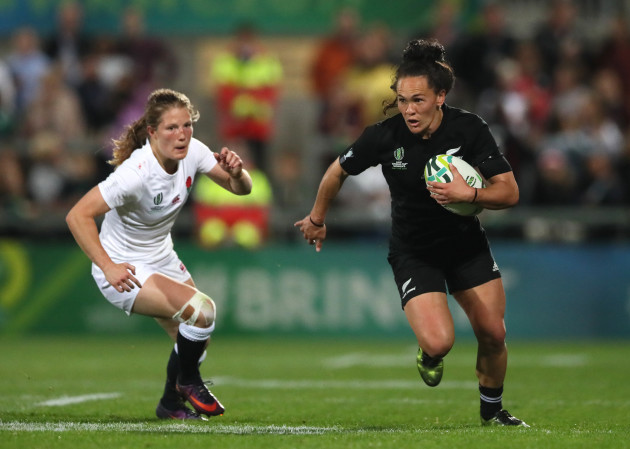 England v New Zealand - 2017 Women's World Cup Final - Kingspan Stadium