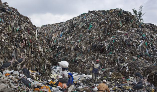 Kenya Plastic Bag Ban