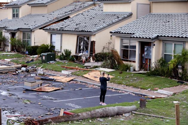 Hurricane Harvey Aftermath - Texas