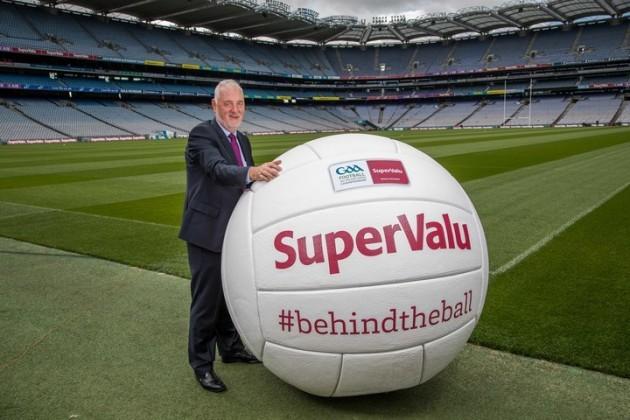 Bernard Brogan, Conor McManus, Donnchadh Walsh and Lee Keegan