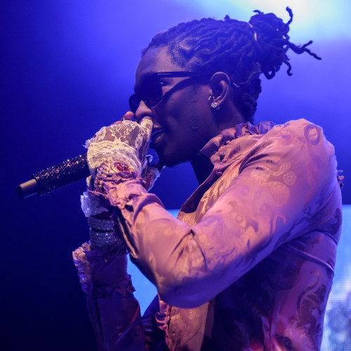 Young Thug in Concert - Washington DC