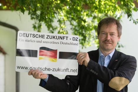 Reich citizen Joachim Widera