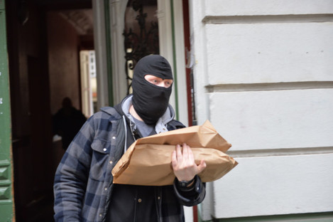 Raid at so-called 'Reichsbuerger' in Berlin