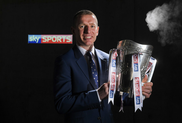 Launch of SKY Sports 2017 GAA Championship coverage