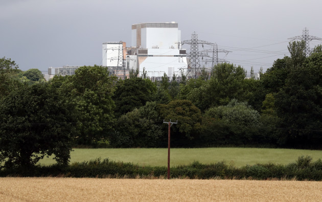 Hinkley Point nuclear power station plans