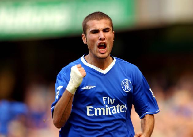 Soccer - FA Barclaycard Premiership - Chelsea v Blackburn Rovers