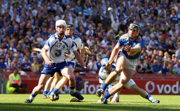 Brian O'Halloran and Conor O'Mahony