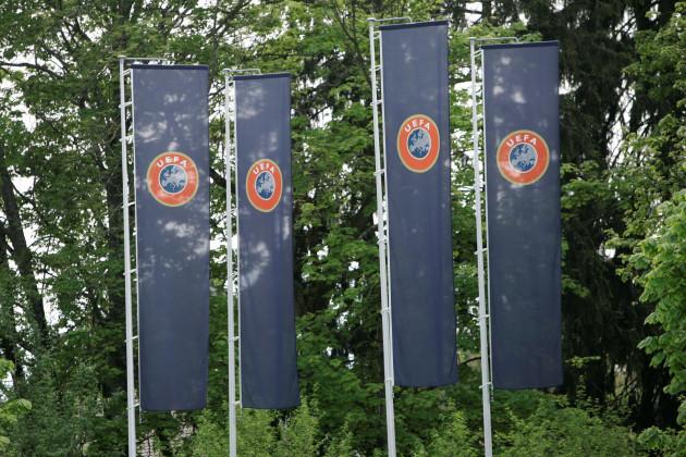 Soccer - UEFA Headquarters - Nyon