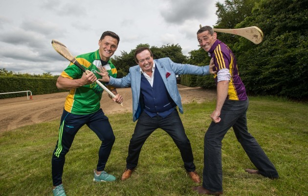 Lee Chin, Marty Morrissey and Davy Russell