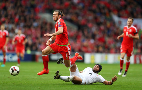 Wales v Georgia - 2018 FIFA World Cup Qualifying - Group D - Cardiff City Stadium