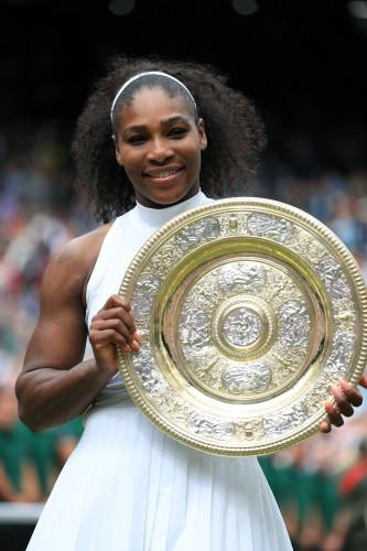 Serena Williams File Photo