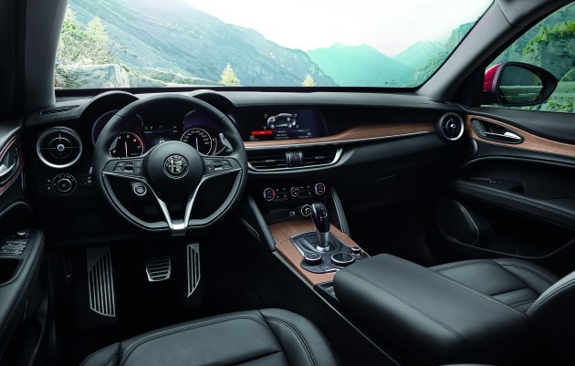 irish prices announced for the alfa romeo stelvio suv · thejournal.ie