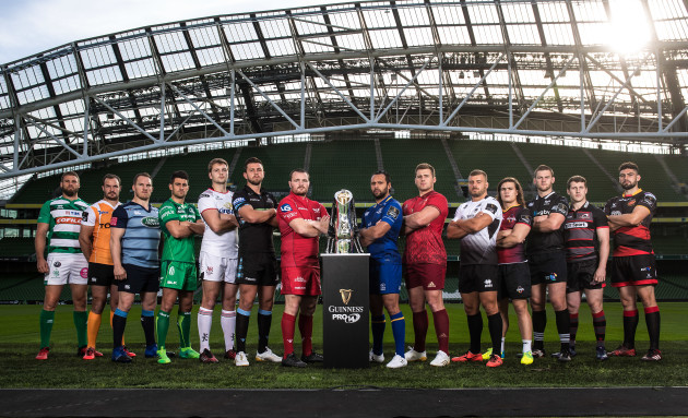Launch of the 2016/17 Guinness PRO14 Season