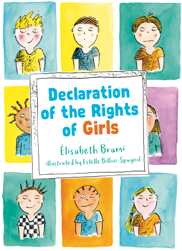 Declaration of Girls Cover