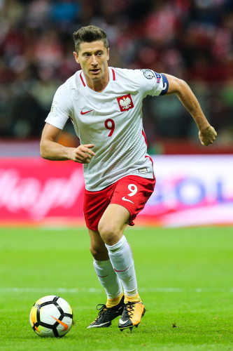 Robert Lewandowski (POL)
