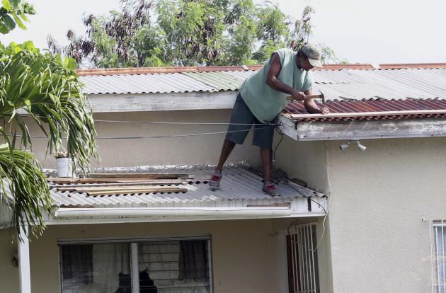 Antigua and Barbuda Hurricane Irma