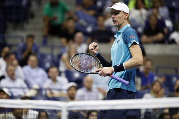 (SP)US-NEW YORK-TENNIS-US OPEN-DAY 9