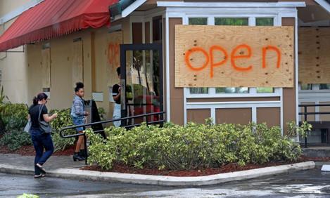 Hurricane Irma Preparation - Florida
