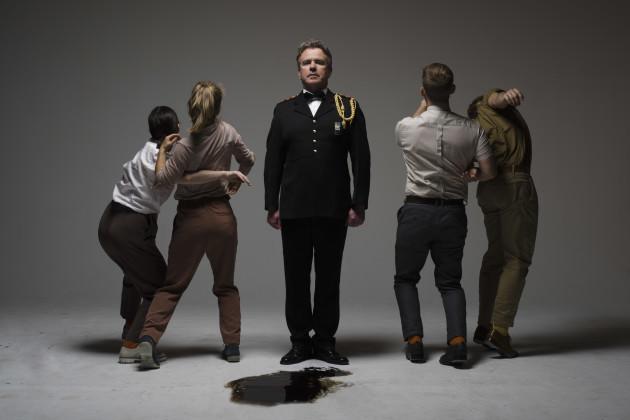 Soldier Still (Junk Ensemble) backs - Fionn McCann high res