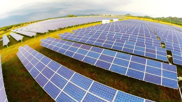solar farm youtube