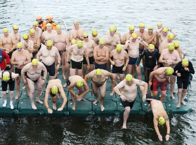 Dublin City Liffey Swim