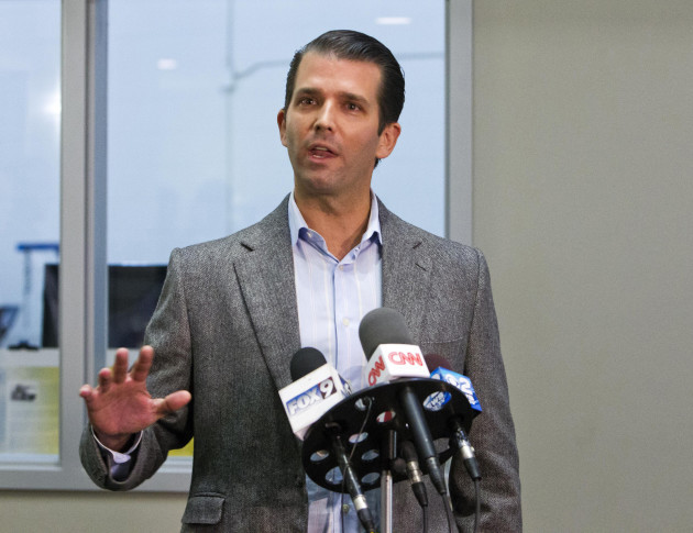 Lawyer who met with Donald Trump Jr. was described as part of Russia's government support for Mr. Trump