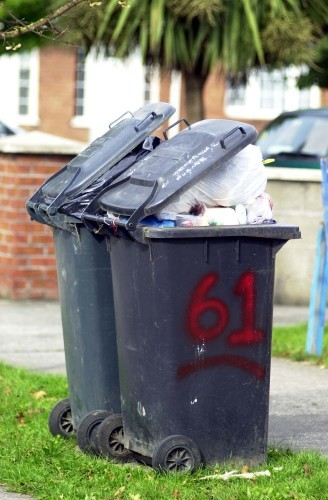 File Photo A ban on fixed-price waste collection is being introduced by the Government to encourage recycling and reduce the amount of rubbish