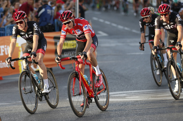 Spain Vuelta Cycling