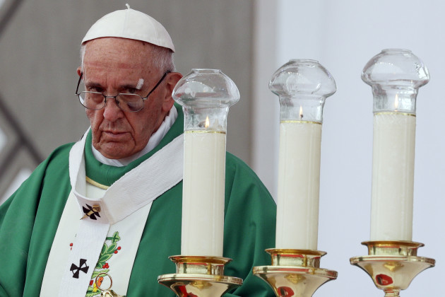 Colombia Pope