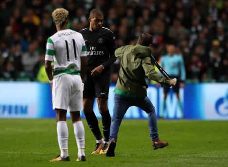 Celtic v Paris Saint Germain - UEFA Champions League - Group B - Celtic Park